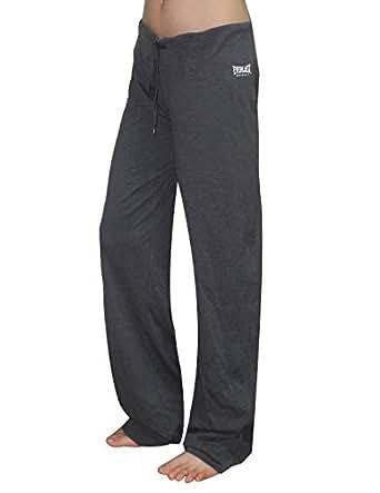 Womens Performance Sports Pants / Yoga Pants XL Dark Grey
