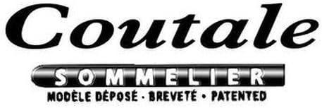 Coutale Premium style de sommelier double levier Sommelier ami Tire-bouchon/ /Orange