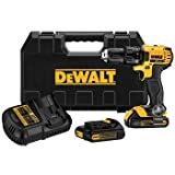 Dewalt DCD780C2WW Wounded Warrior Project 20V MAX Cordless Lithium-Ion 1/2 in. Compact Drill Driver Kit by Dewalt