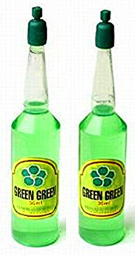 Green Green Plant Food Lucky Bamboo Fertilizer- Two 36ml Bottles