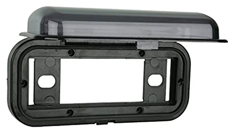 Metra 99-9005 Universal Marine Cover System (White) (Metra Marine)