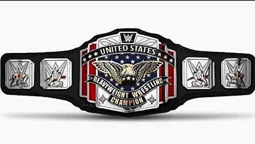 WWE United States Title are Denied Championship Belt