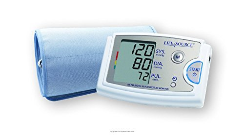 LifeSource UA-789-XL AC Bariatric Blood Pressure Monitor Blood Pressure Monitor - Model 563523 by Barrington Ventures - Outlet Ventura Mall