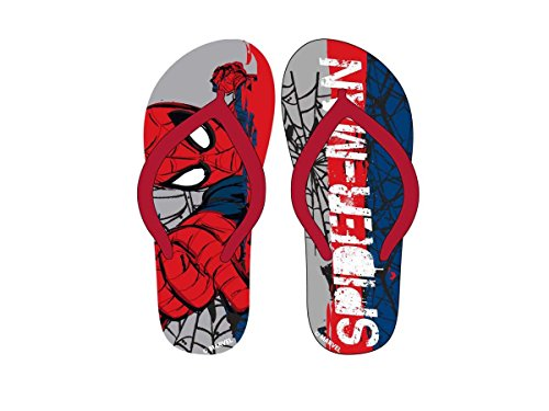 SPIDERMAN - TONGS TAILLE 26-35