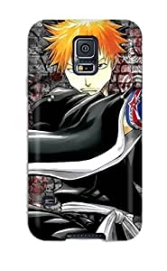 New JohnAHerrera Super Strong Bleach Tpu Case Cover For Galaxy S5