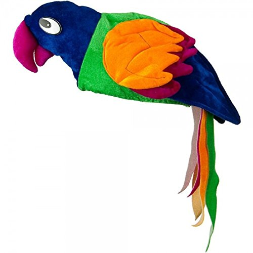 Parrot Tropical Paradise Colorful Macaw Bird Costume (Macaw Bird Costume)
