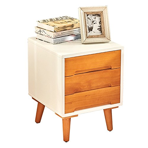 Solid Wood Coffee Tables With Storage Cabinets For Sale: Amazon.com: Bedside Table Solid Wood Coffee Table Sofa