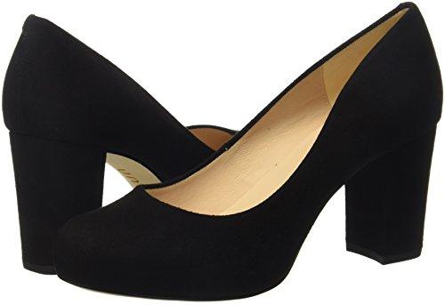 Open Funghi Heels Black Toe black Unisa Numis ks 18 Women''s wnTHqqC7S