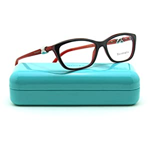 Tiffany & Co. TF 2074 Women Cat Eye Eyeglasses RX - able Frame (8156) 54mm