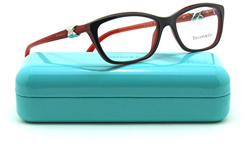 8a17a02729be Tiffany & Co. TF 2074 Women Cat Eye Eyeglasses RX - able Frame (8156 ...