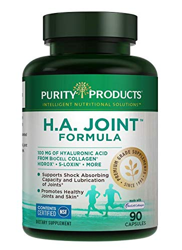- HA Joint Formula - Hyaluronic Acid from Purity Products, 90 Capsules