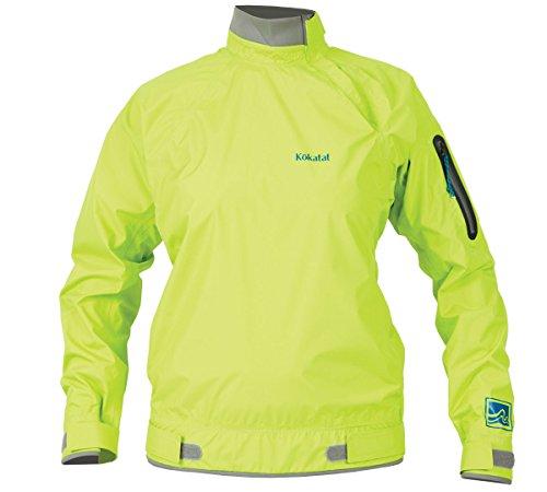 Kokatat Jacket Paddling (Kokatat Women's Hydrus Stance Paddling Jacket-Mantis-L)