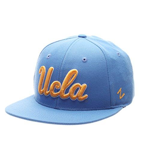NCAA Ucla Bruins Men's M15 Fitted Hat, Light Blue, Size 7 1/2 (Ucla Light)