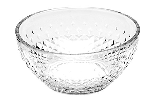 Bowls Antique Cut Glass - Libbey Montclair Glass Bowls (Set of 12), Clear