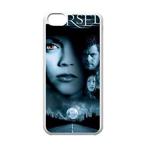 Alta resolución N5K82 Maldito Cartel R4I7XM funda iPhone funda caso 5c teléfono celular de cubierta blanca DJ2NWB2KO