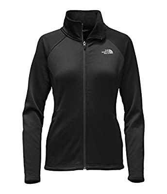 The North Face Women's Agave Full Zip Fleece