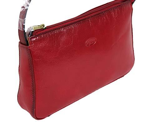 SURPRISE CADEAU bandoulière en cuir Rouge Katana sac 82511 réf en 7wp80Bqg