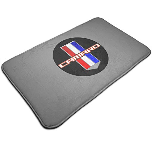 - KLA2000 Camaro Performance Car Carpets Home Door Mats Anti Slip Entrance Rugs Doormats,19.5X31.5 Inch /50X80cm