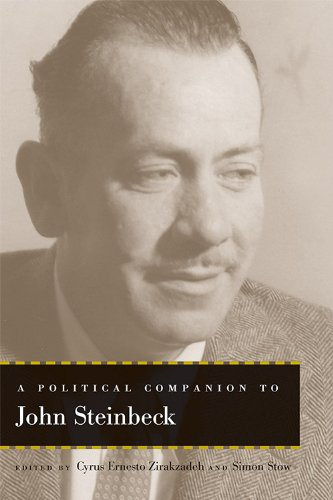 A Political Companion to John Steinbeck (Political Companions Gr Am Au)