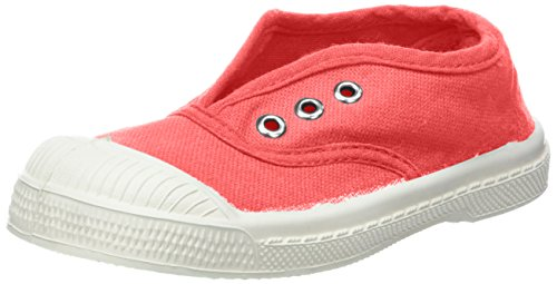 Kids/'s Bensimon Tennis Elly E Low rise Trainers in Red