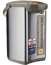 ZOJIRUSHI Electric Airpot, Silver Brown, 4.0 L, (CD-WBQ40)