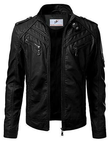 Leather Jacekt - 4