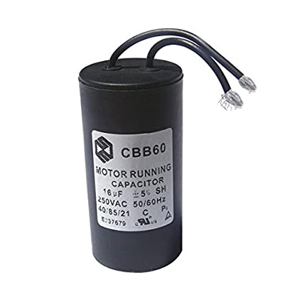 Amazon com: Share CBB60 Capacitor For Washing Machine Motor