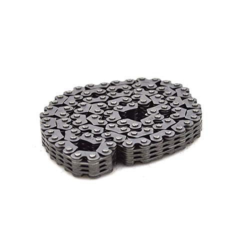 StoreDavid - Motorcycle Timing Chain Silent Cam Chain Tank Chain 45-102L 102 Links For Honda CBX250 XLR250 XLR CBX 250