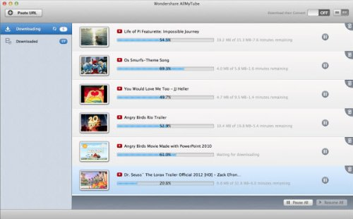 Amazon.com: Wondershare Allmytube For Mac [Download]: Software