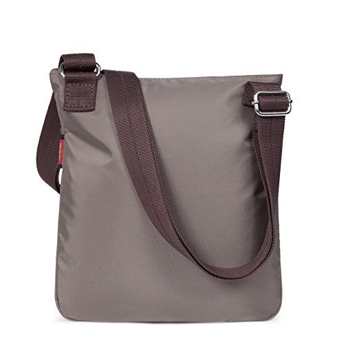 Dress City with 0 8 Purse Slim x Women's x Phone 9 Crossbody 9 Inches 7 Inner Brown Pocket Blue 3 Sepia Leonce Bag 8 Hedgren Shoulder aEz1xZx