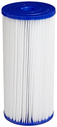 "Pentek 155101-43 R30-Bb 9-3/4"" 30mic Hd Pleated Filter Cartridges"