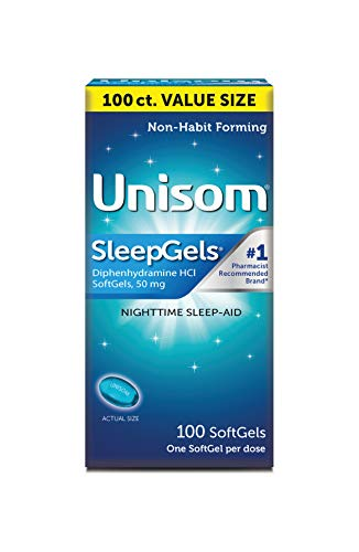 Unisom SleepGels Count Value Pack product image