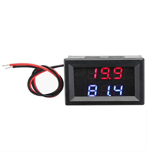 car voltage thermometer - 4