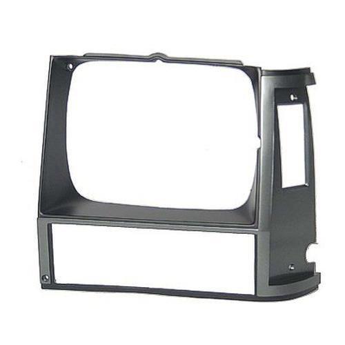 OE Replacement Headlight Door JEEP COMANCHE 1988-1990 (Partslink CH2512108)