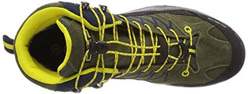 Scarpe Verde Rigel Unisex Arrampicata antracite Da Cmp avocado cedro gw1AOxyq