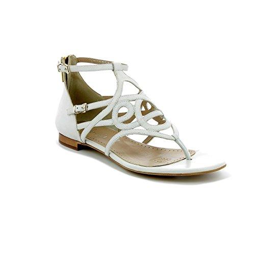 34908cb172b scarpe Bassi Sandali Alesya By White Scarpe Donna qBCnznRw