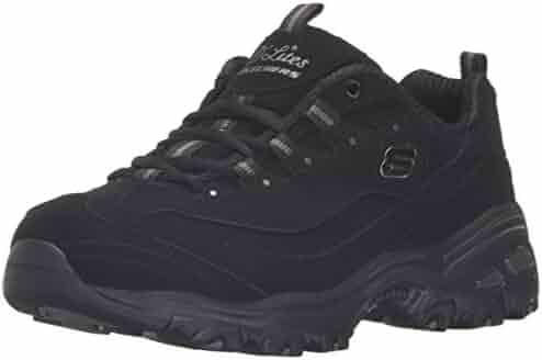2836bff8b5af Skechers Women s D Lites Memory Foam Lace-up Sneaker