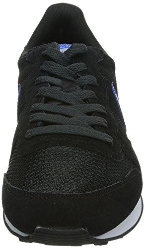 Nike Internationalist Leather, Men's Trainers Black (Black)