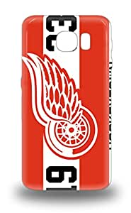 Fashionable Galaxy S6 Case Cover For NHL Detroit Red Wings Protective Case ( Custom Picture iPhone 6, iPhone 6 PLUS, iPhone 5, iPhone 5S, iPhone 5C, iPhone 4, iPhone 4S,Galaxy S6,Galaxy S5,Galaxy S4,Galaxy S3,Note 3,iPad Mini-Mini 2,iPad Air )