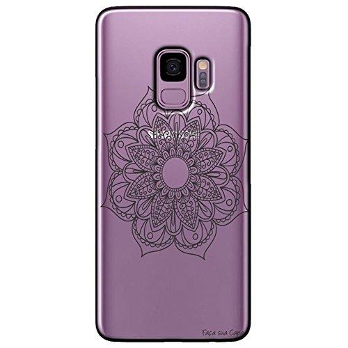 Capa Personalizada Samsung Galaxy S9 G960 - Mandala - TP260