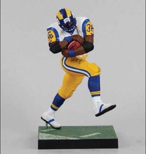 (NFL St. Louis Rams McFarlane 2011 Series 26 Jerome Bettis Action)