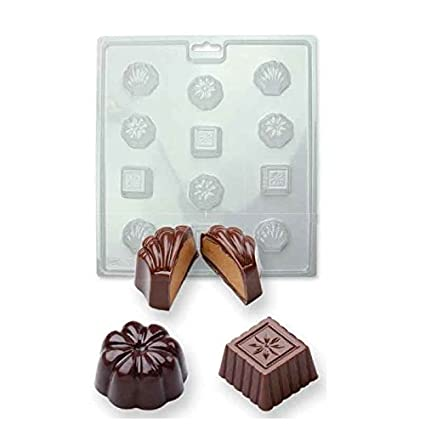 PME Molde clásico para Bombones de Chocolate