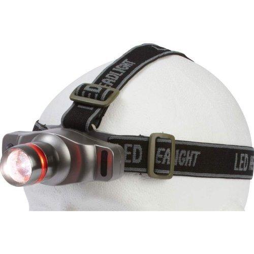 Mitaki ELHDLTR1 3W LED Rechargeable Head Lamp