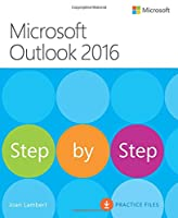 Microsoft Outlook 2016 Step by Step Front Cover