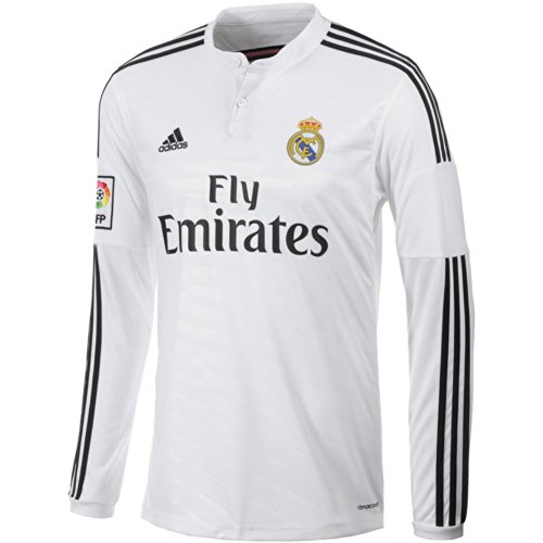 - Real Madrid Long Sleeves Jersey 2014 2015 (XXL)