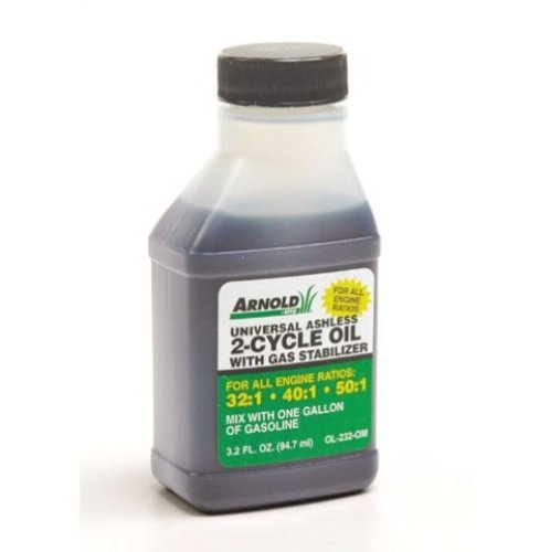 Arnold 2 Cycle Engine Oil 3 2oz