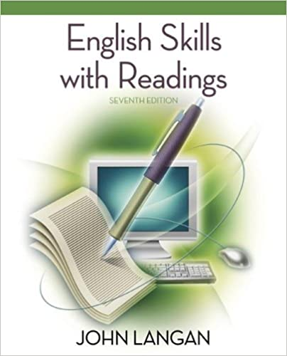 English skills with readings, 7th edition | echaa xaverius.