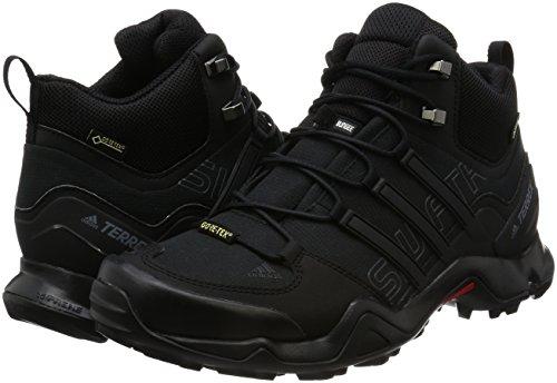 core dark core Mid Swift Alta Terrex Black Arrampicata Gtx Grey Adidas R Black Uomo Scarpe Nero Da CqZHPW