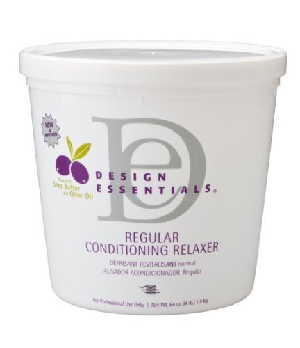 Design Essentials Conditioning Relaxer Regular 4lb by Design Essentials