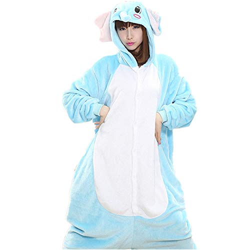 Onesie Pajamas Women Adult Cartoon Animal Halloween Christmas Cosplay Onepiece Costume